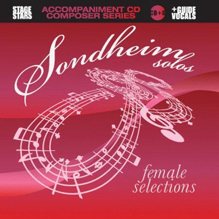 Sondheim: Solos - Female Selections (Accompaniment/Karaoke CDG)
