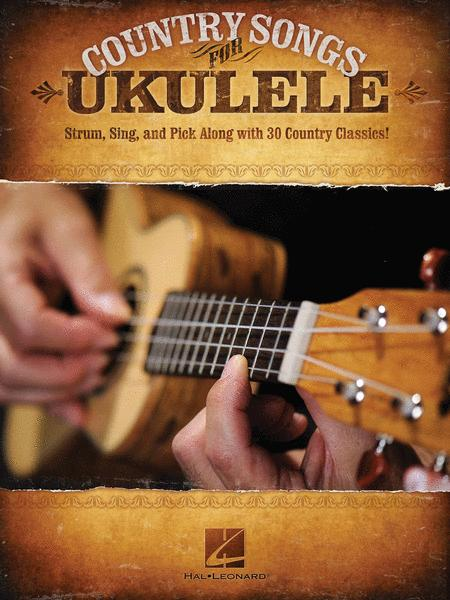 Country Songs for Ukulele
