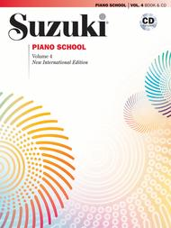 Suzuki Piano School, Volume 4