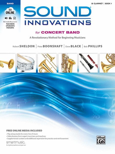 Sound Innovations for Concert Band, Book 1 (Clarinet)