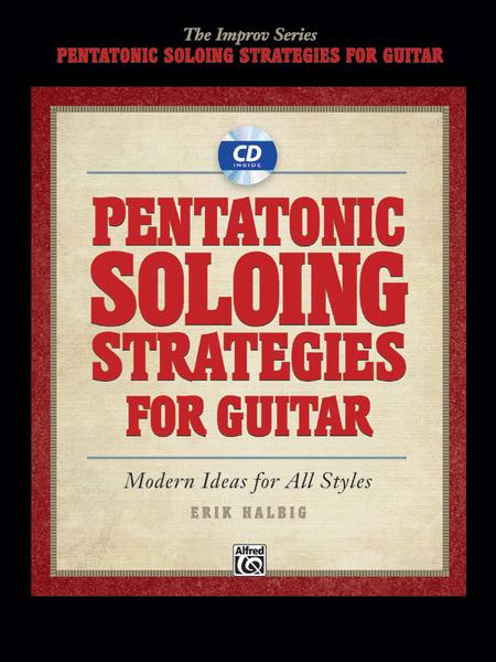 Preview Pentatonic Soloing Strategies For Guitar