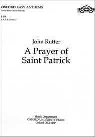 A Prayer of Saint Patrick