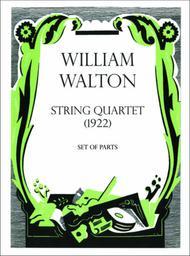String Quartet (1922)