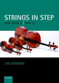 Strings in Step Cello - Book 1 (Book and CD)