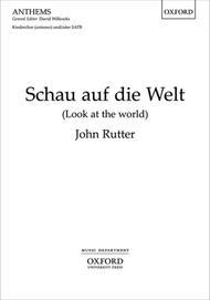 Schau auf die Welt (Look at the world)