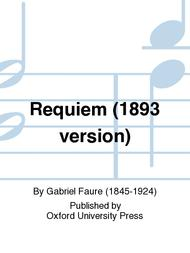 Requiem (1893 version)