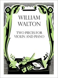 Two Pieces for Violin and Piano