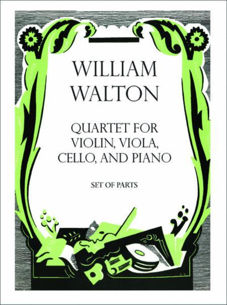 Quartet for Violin, Viola, Cello, and Piano