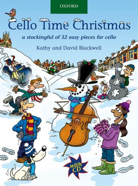 Cello Time Christmas (with CD)