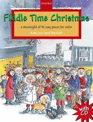 Fiddle Time Christmas (with CD)