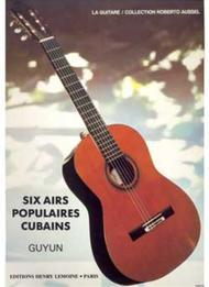 Airs Populaires Cubains (6)