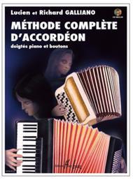 Methode Complete D'Accordeon
