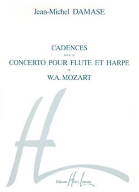 Cadences Du Concerto Pour Flute Et Harpe De Mozart