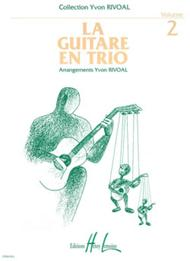 La guitare en trio - Volume 2