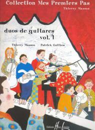 Duos de guitares - Volume 1