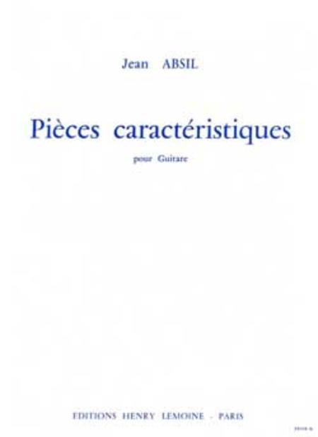 Pieces Caracteristiques