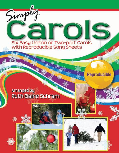 Simply Carols - Songbook only