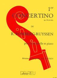 Concertino Op. 38 No. 1 en Mi min.