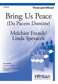 Bring Us Peace
