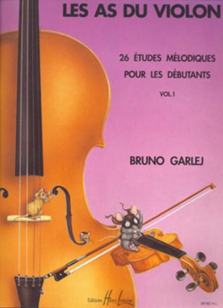 Les As du violon - Volume 1