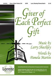 Giver of Each Perfect Gift