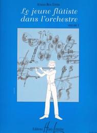 Jeune flutiste dans l'orchestre - Volume 1