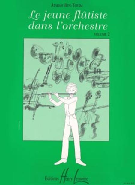 Jeune flutiste dans l'orchestre - Volume 2