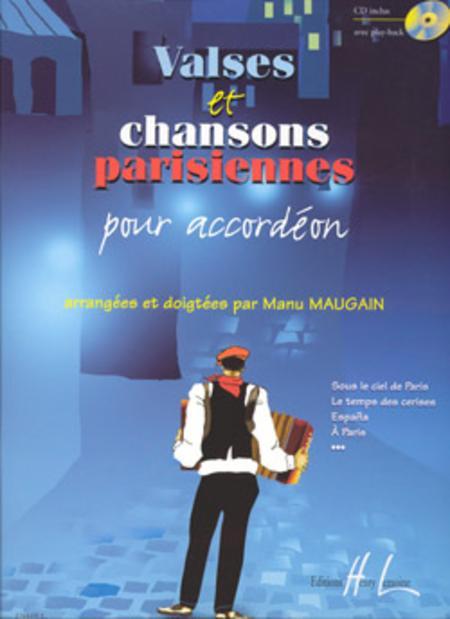 Valses Et Chansons Parisiennes