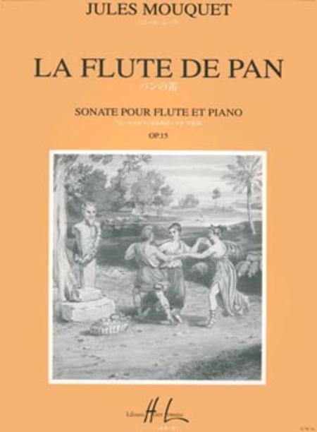Flute de Pan Op. 15