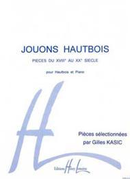 Jouons hautbois - Volume 1