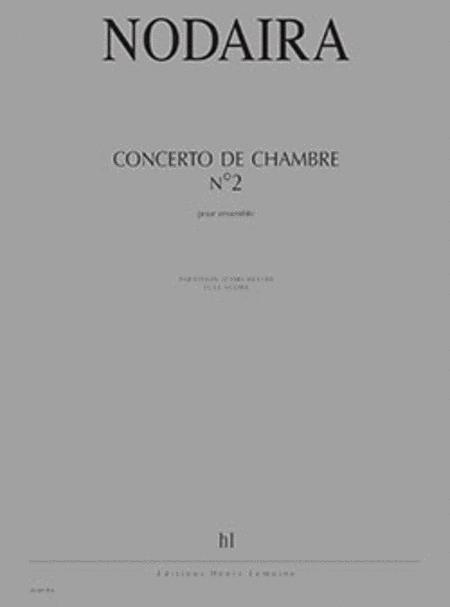 Concerto de chambre No. 2