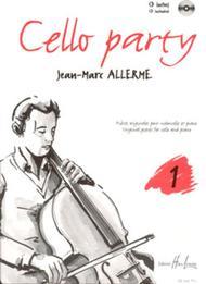 Cello party - Volume 1