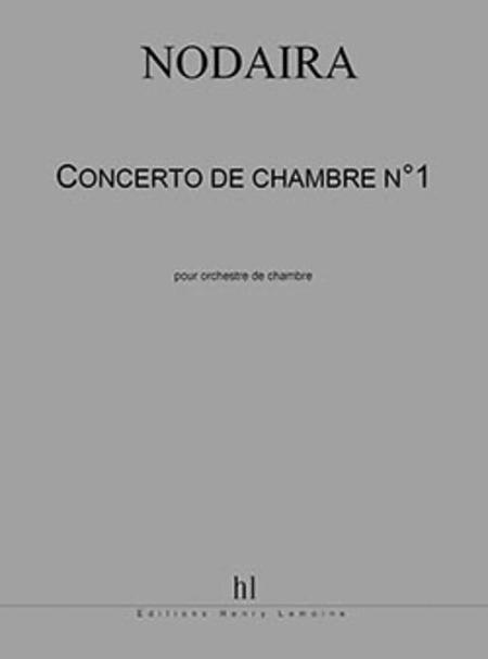 Concerto de chambre No. 1