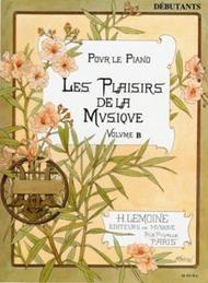 Les Plaisirs de la musique - debutant Vol. B