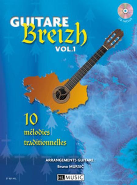 Guitare Breizh - Volume 1