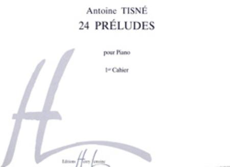 Preludes (24) - Volume 1