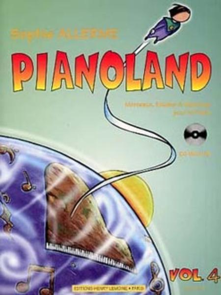 Pianoland - Volume 4