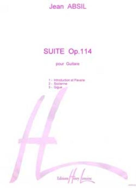 Suite Op. 114