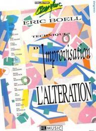 Techniques D'Improvisation - Alteration