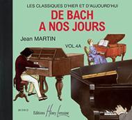 De Bach a nos jours - Volume 4A