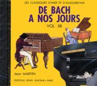 De Bach a nos jours - Volume 5B