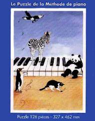 Puzzle De La Methode De Piano