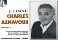Je chante Aznavour - Volume 2