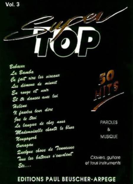 Super Top No. 3