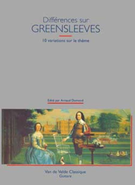 Differences Sur Greensleeves