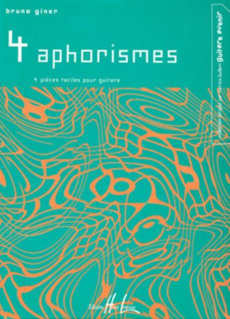 Aphorismes (4)