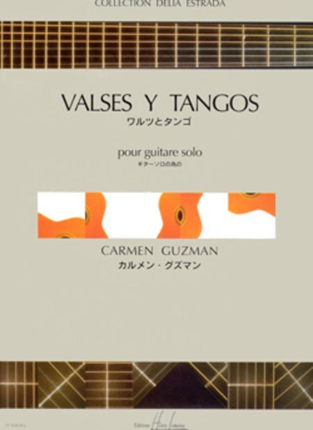 Valses Y Tangos