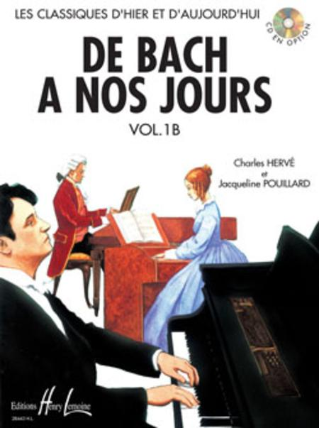 De Bach a nos jours - Volume 1B