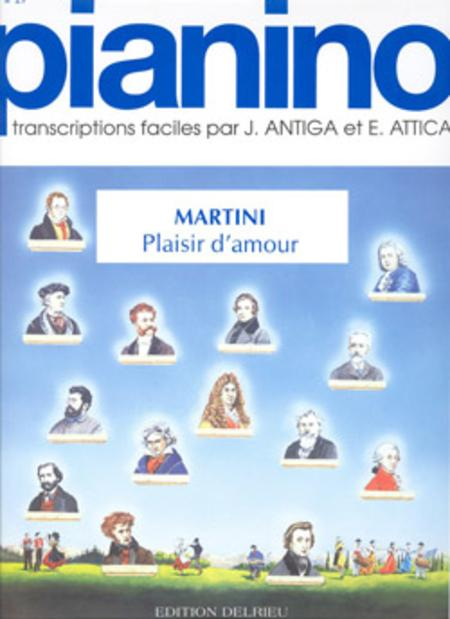 Plaisir D'Amour - Pianino 29