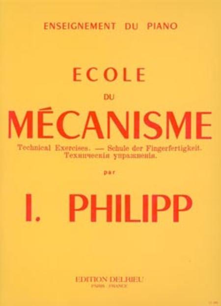 Ecole Du Mecanisme